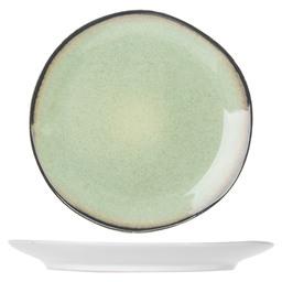 FEZ GREEN DINNER PLATE D28CM