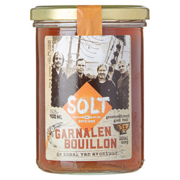 SOLT GARNALEN BOUILLON