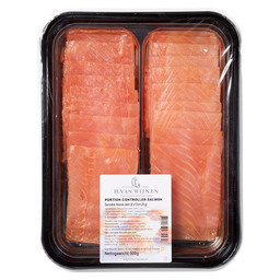 SALMON NORWEGIAN PORTION CONTROLLED