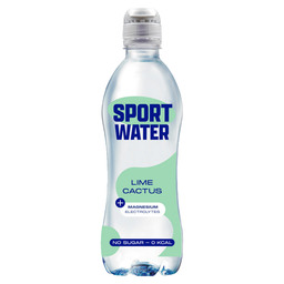 SPORTWATER LIME CACTUS 50CL