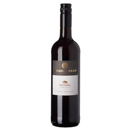GRIZZLY ZINFANDEL ROOD CALIFORNIE