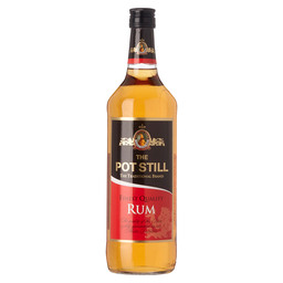 POT STILL RUM BRAUN