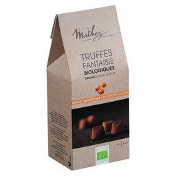 SALTED BUTTER CARAMEL CRYSTALS TRUFFLE