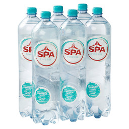 SPA FINESSE 1,5L PET