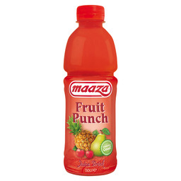 MAAZA FRUIT PUNCH PET FLES 50CL