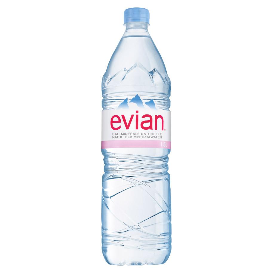 EVIAN 1,5L PET VERV. 2129950