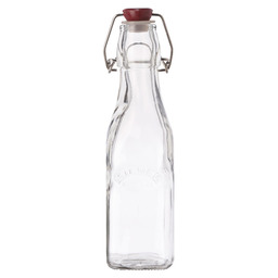 BOTTLE KILNER CLIP TOP 250 ML