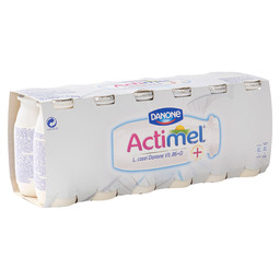 ACTIMEL NATUREL DRINK DANONE 100ML