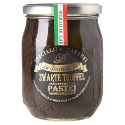 TRUFFLE FLAVORED BLACK TAPENADE