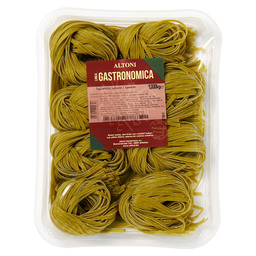 TAGLIATELLE GREEN WITH SPINACH
