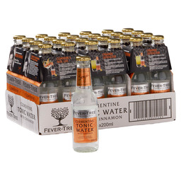 CLEMENTINE KANEEL FEVER-TREE TONIC 20CL
