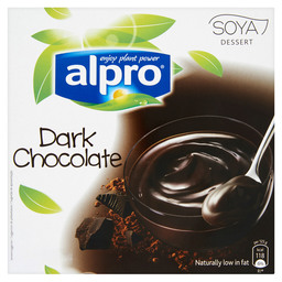 SOJA DESSERT DARK CHOCOLATE P/ST 125GR
