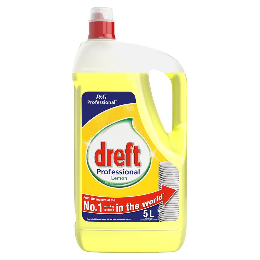 DREFT DETERGENT LEMON