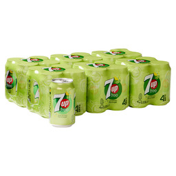 SEVEN-UP FREE 33CL  SEVEN-UP LIGHT