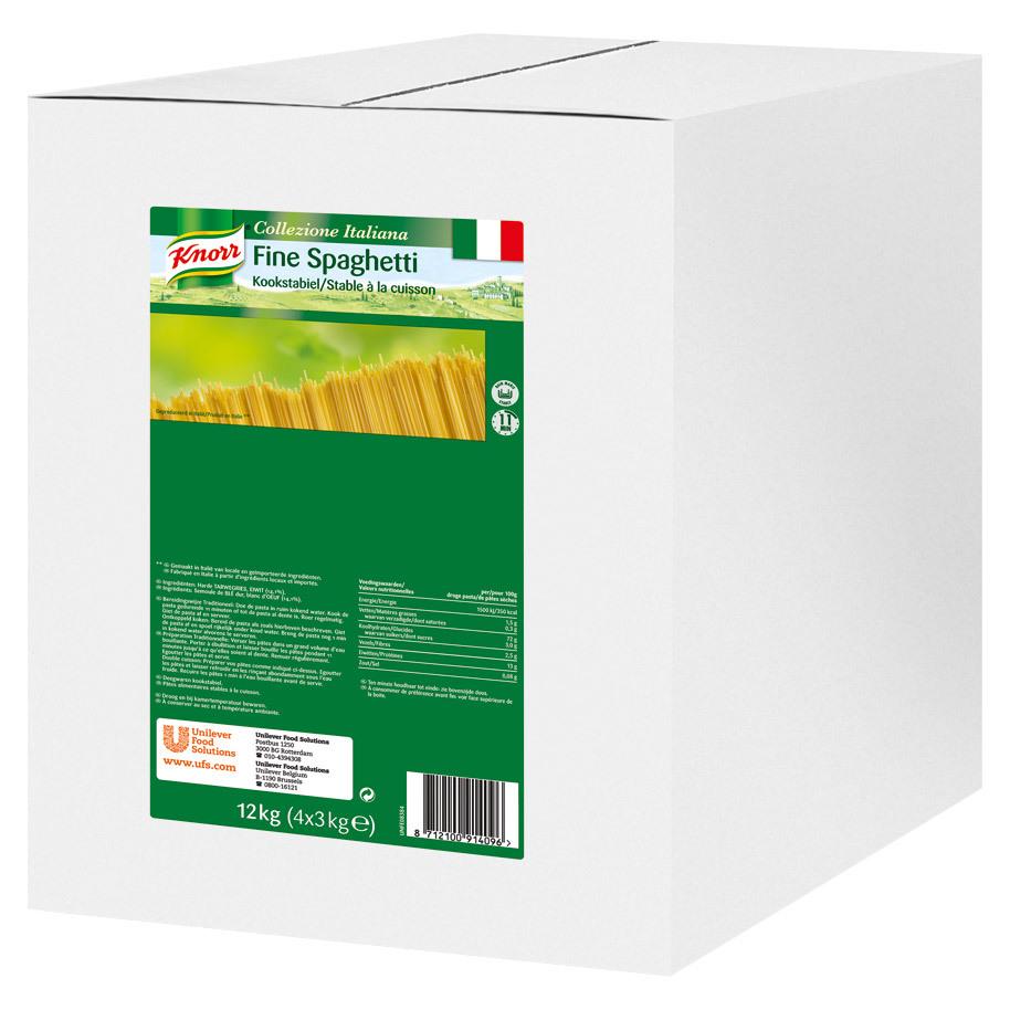 SPAGHETTI KOOKSTABIEL COLLEZIONE ITALI