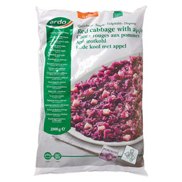 RED CABBAGE +APPLE ROA610