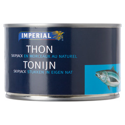 TUNA PLAIN IMPERIAL