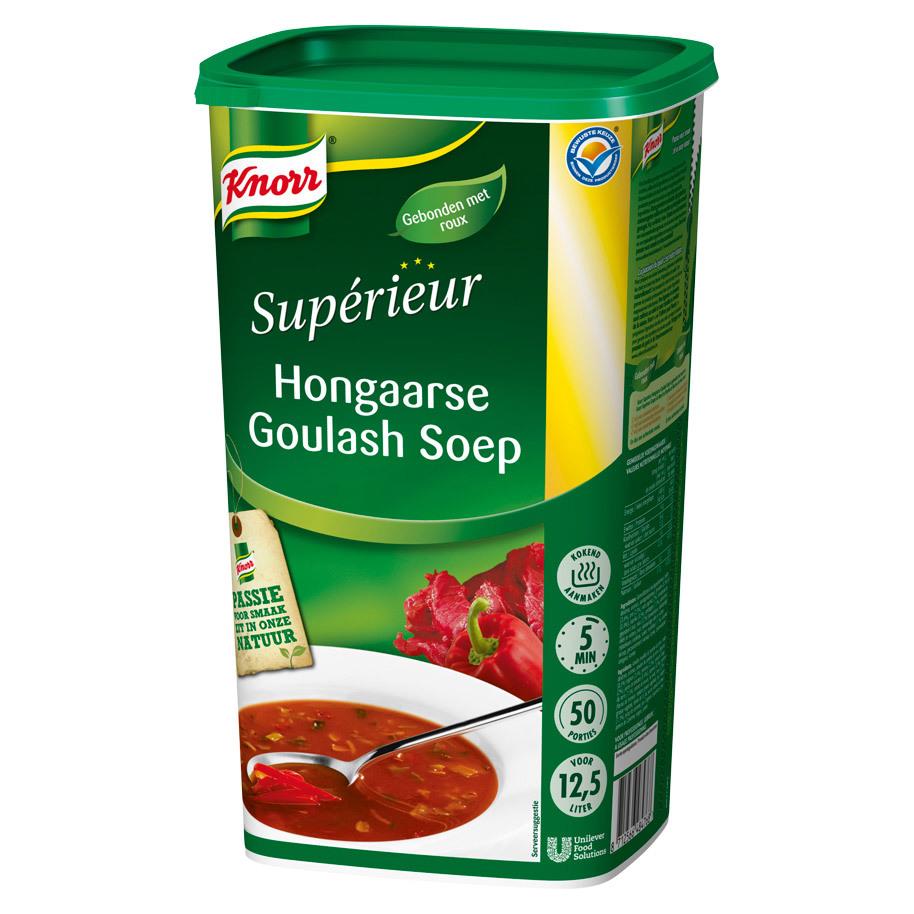 GOULASH SOUP HUNGARIAN VERV.NL: 22203800