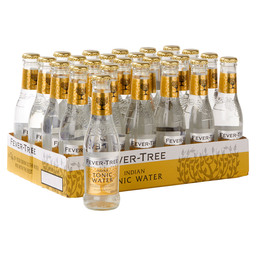 PREMIUM INDIAN  FEVER-TREE TONIC 20CL