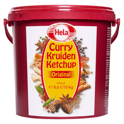 CURRY KETCHUP ORIGINAL
