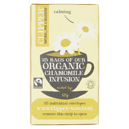 THEE CHAMOMILE INFUSION BIO FAIRTRADE