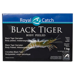 BLACK TIGER HOSO BODY PEELED 16/20