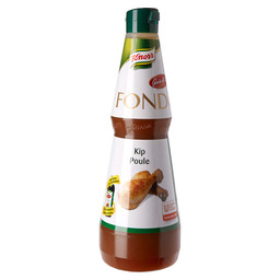 CHICKEN STOCK KNORR GARDE D'OR
