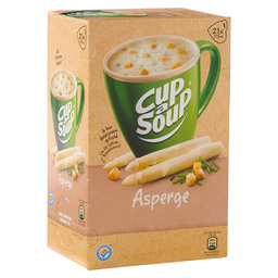 SPARGELSUPPE CUP A SOUP CATERING