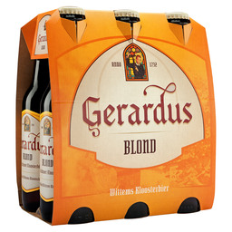 GERARDUS BLOND 30CL 4 X 6PACK
