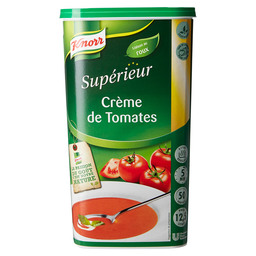 TOMATENCREMESUPPE KNORR FEINSCHMECKER