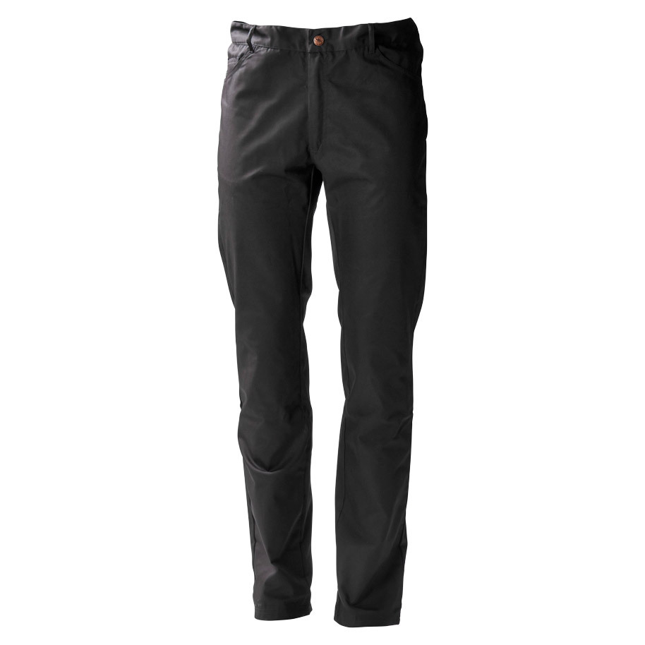 PANTS 5-POCKET SLIM FIT BLACK 50