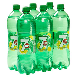 SEVEN-UP LEMON LIME 1L PET