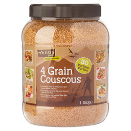 4 GRAIN COUSCOUS