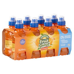 FRUIT SHOOT 0% SINAASAPPEL 200ML
