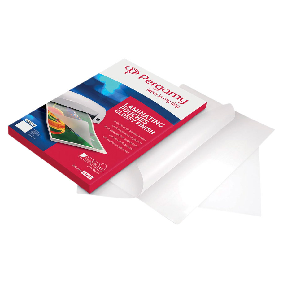 LAMINATING POUCH A4 150MIC