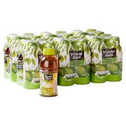 MINUTE MAID APPELSAP  33CL PET FLES
