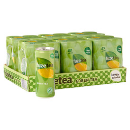 FUZE TEA GREEN 0,25L VERV:2126930