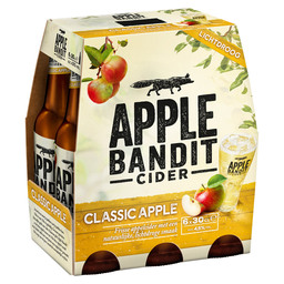 APPLE BANDIT CLASSIC APPLE 4X6X30CL