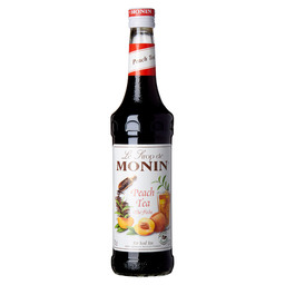 MONIN PEACH TEA