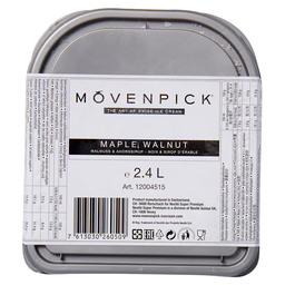 IJS MAPLE WALNUTS MOVENPICK