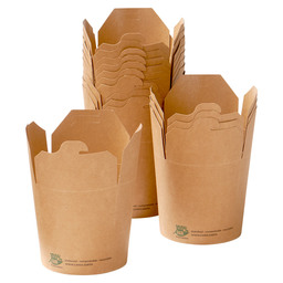 NOODLE PACKAGE BROWN 26OZ 100% FAIR