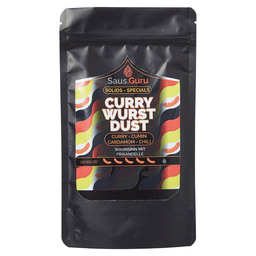 CURRY DUST PITMASTER COLLECTION
