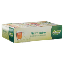 THEE TOP 6 PROF 25X1,5GR FRUIT