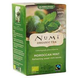 THEE MOROCCAN MINT HERBAL TEA BIO/FAIR