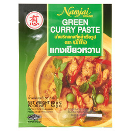 CURRY GREEN NAMJAI