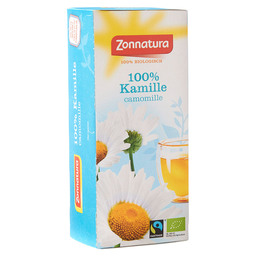 THEE KAMILLE 100% BIOLOGISCH FAIRTRADE