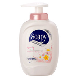 SOAPY HANDSEIFE SOFT MIT PUMPE