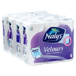 TOILETPAPIER VELOURS MAXI SHEET