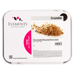 CRUMBLE CHOCOLADE ELEMENTS