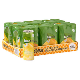 FUZE TEA GREEN MANGO VERV:2126900